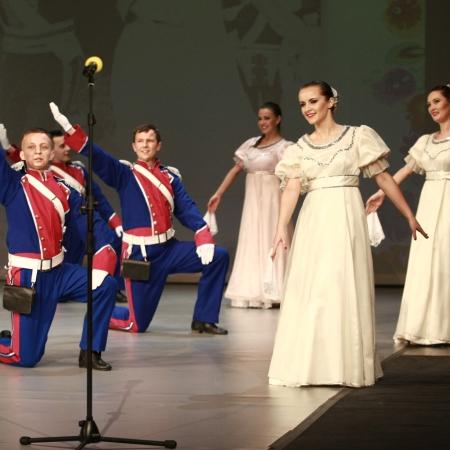 40-lecie Zespołu Tańca Ludowego MASOVIA