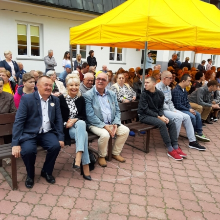 Dzień Pieczonego Ziemniaka w DPS w Goślicach