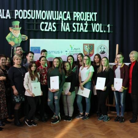 Gala podsumowująca realizację programu