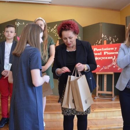 II Powiatowy Festiwal Piosenki Obcojęzycznej