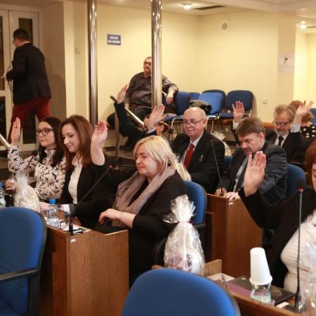 III sesja Rady Powiatu. Przyszłoroczny budżet uchwalony!