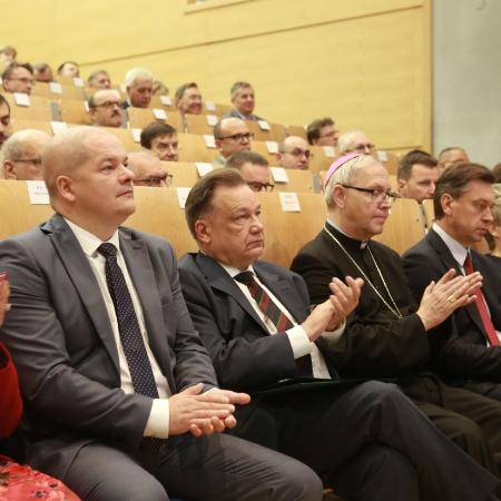 Inauguracja nowego roku akademickiego na Politechnice i Włodkowicu