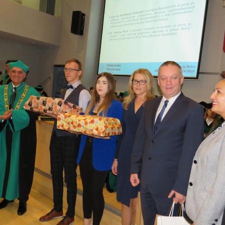 Inauguracja roku akademickiego na Politechnice Warszawskiej Filii w Płocku