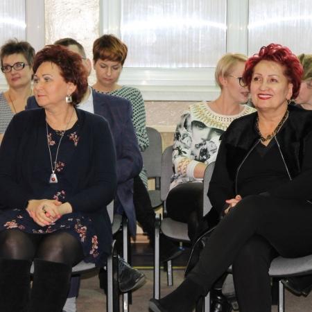 IX Szkolne Targi Edukacji i Pracy w Zespole Szkół im. St. Staszica w Gąbinie