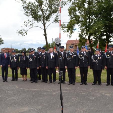 Jubileusz 50-lecia OSP w Mijakowie