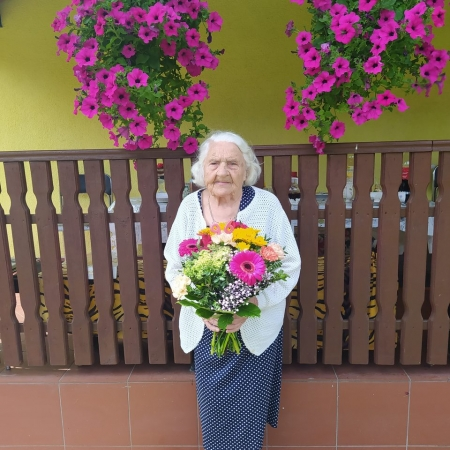 96. urodziny Pani Marianny Tomasik