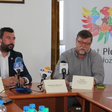 Konferencja prasowa w sprawie ASF