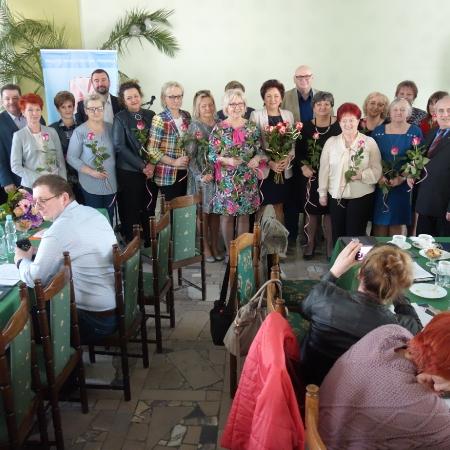 Konferencja Sprawozdawczo-Wyborcza Oddziału Powiatowego ZNP w Płocku