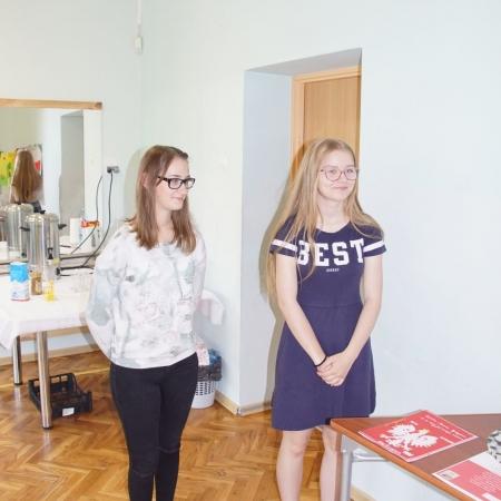 Rozstrzygnięcie Powiatowego Konkursu Literackiego w Drobinie
