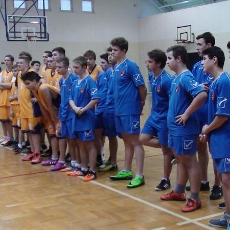 Koszykarskie finały w gimnazjach