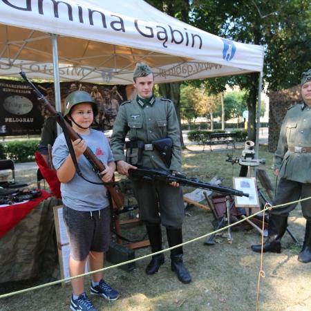 Obchody 80. rocznicy wybuchu II wojny światowej w Gąbinie