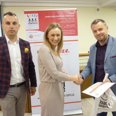 """Ogłoszenie wyników konkursu grantowego """"Działaj Lokalnie"""""""