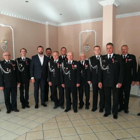 Podsumowanie działalności powiatowego Oddziału OSP w Gulczewie