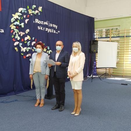 Podsumowanie projektu Erasmus + w Zespole Szkół im. Leokadii Bergerowej w Płocku