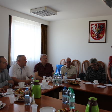 Potomkowie polskich zesłańców z wizytą w Powiecie Płockim