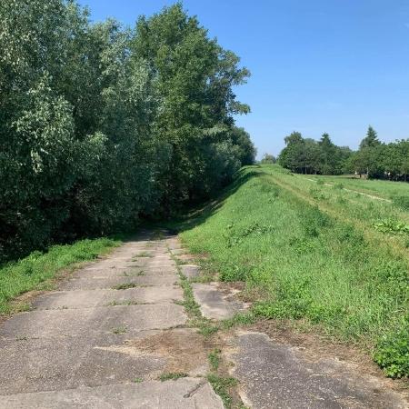 Przegląd obiektów hydrotechnicznych  na terenie Powiatu Płockiego