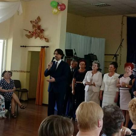 Seniorzy z Gminy Bielsk obchodzili złoty jubileusz