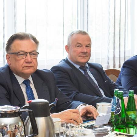 Spotkanie Rady ds. Partnerstwa Gospodarczo-Społecznego w PW