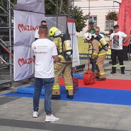 Tonghest Firefighter Challenge Płock 2021