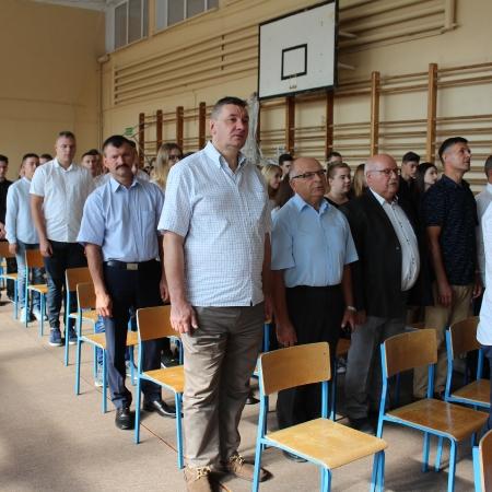 Uroczyste rozpoczęcie roku szkolnego 2018/19 w Gąbinie