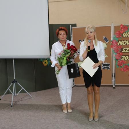 Uroczyste rozpoczęcie roku szkolnego 2019/20 w Gąbinie