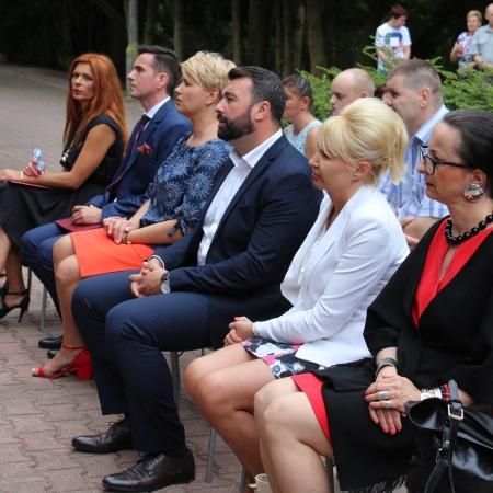 Uroczystości imienin Patrona DPS w Brwilnie Antoniego Juliana Nowowiejskiego